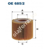 Filtron OE685/2 Filron olajszűrő