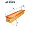 Filtron AP035/3 Filtron levegőszűrő