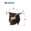 Filtron PP974/1 Filtron üzemanyagszűrő