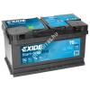 EXIDE Start-Stop EK752 75Ah jobb+