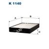 Filtron K1140 Filtron pollenszűrő