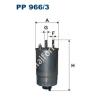 Filtron PP966/3  Filtron levegőszűrő