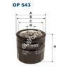 Filtron OP543 Filron olajszűrő