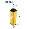 Filtron OE678 Filron olajszűrő