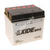 EXIDE E60-N30L-B 30Ah jobb+ 12V (folyadékos)