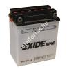 EXIDE EB12AL-A 12Ah jobb+ 12V (folyadékos)