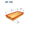 Filtron AP149 Filtron levegőszűrő