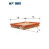 Filtron AP088 Filtron levegőszűrő