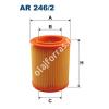 Filtron AR246/2 Filtron levegőszűrő