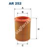 Filtron AR252 Filtron levegőszűrő