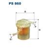 Filtron PP860 Filtron üzemanyagszűrő