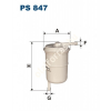 Filtron PP847 Filtron üzemanyagszűrő