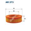 Filtron AR273 Filtron levegőszűrő