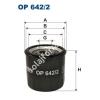 Filtron OP642/2 Filron olajszűrő