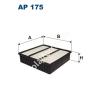 Filtron AP175 Filtron levegőszűrő