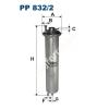Filtron PP832/2 Filtron üzemanyagszűrő