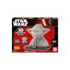 Educa Yoda 3D puzzle, 160 darabos