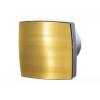 Vents Hungary Vents 125 LDAT Zárt előlappal szerelt dekor ventilátor (arany) Időkapcsolóval