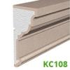 Prestige Decor kérgesített kültéri díszléc (KC108)
