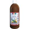 Tempera, 500 ml, Südor, barna (ISKETE170)