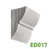 DecoWood konzol (ED107 gerendákhoz) fehér (6x9 cm)
