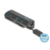 Trust USB Type-C Cardreader Black