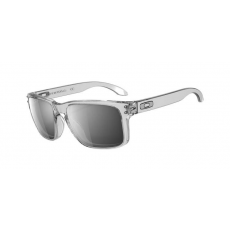 Oakley napszemüveg Holbrook Polished Clear/ Chrome Iridium