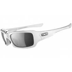 Oakley napszemüveg Fives Squared Polished White Black Iridium Polarized