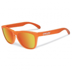 Oakley napszemüveg Frogskin FINGERPRINT COLLECTION Atomic Orange/ Fire Iridium