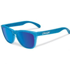 Oakley napszemüveg Frogskin FINGERPRINT COLLECTION Sky Blue/ Sapphire Iridium