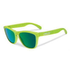 Oakley napszemüveg Frogskin FINGERPRINT COLLECTION Retina Burn/ Jade Iridium