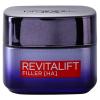 L'oréal Paris Revitalift Filler ráncfeltöltő éjszakai krém öregedés ellen + minden rendeléshez ajándék.