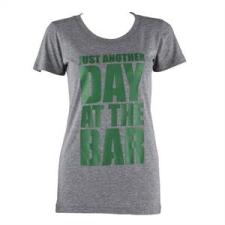 Capital Sports női edző póló, szürke, márványozott hatású, XL méret női póló