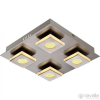 GLOBO CAYMAN 49208-4 króm 4 x LED max. 4W 70 x 280 x 280 mm