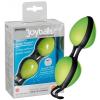 Titkos gésagolyók - zöld-fekete (Joyballs)