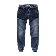 Pepe Jeans női farmer Flash 26/30 kék