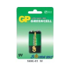GP BATTERIES GP Greencell 9V, 1604G elem