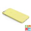CELLY iPhone 6S ultravékony hátlap, Yellow