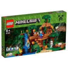 LEGO Minecraft Lombház a dzsungelben 21125 lego