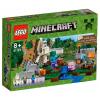 LEGO Minecraft A vasgólem 21123