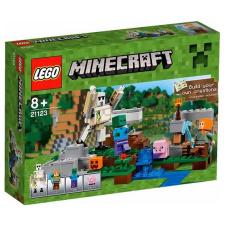 LEGO Minecraft A vasgólem 21123 lego