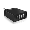 RaidSonic ICY BOX 4 port USB gyortöltő