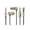 GGMM EJ102 Nightingale prémium mikrofonos fülhallgató zajszűrővel (fekete-arany)