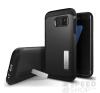 Spigen SGP Tough Armor Samsung Galaxy S7 Edge Black hátlap tok tok és táska