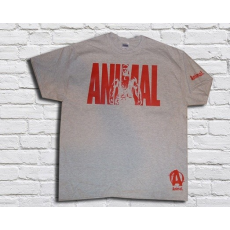 Animal Nutrition Animal T-Shirt New Icon Grey