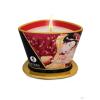 Shunga eper illatú luxus masszázsgyertya 170 ml