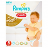 Pampers Premium Care Pants bugyipelenka 5 méret, junior 40 db