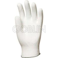 Euro Protection Elasztikus, rugalmasan kézre simuló, ötszálas, 14-es kötött poliamid kesztyû pamut...
