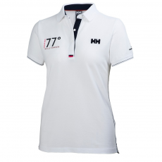 Helly Hansen W HP Club Polo T-shirt,top D (54393-o_001-White)