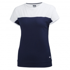 Helly Hansen W Thalia Top T-shirt,top D (54389-o_689-Evening Blue)